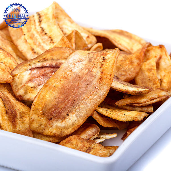 Baked Banana Chips in Italian herbs | 100 gms | Rs. 130