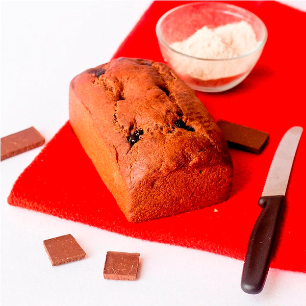 Choco Raaga bread | 1 round portion/ loaf | Snaximum Twist | Mumbai