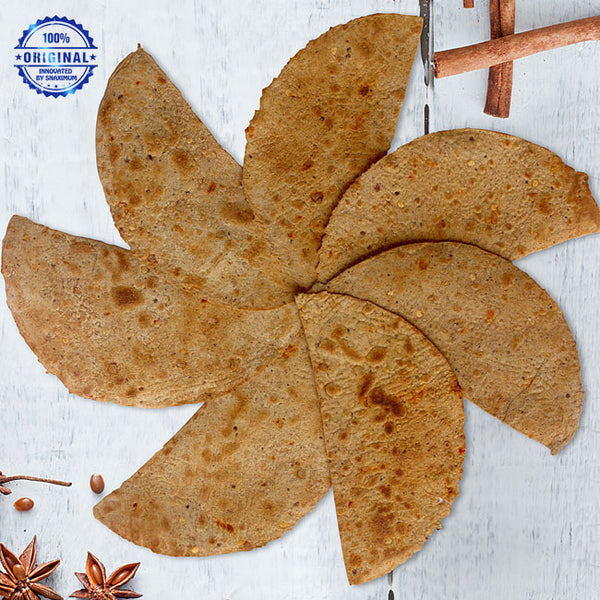 Cinnamon Khakhra | 16 half pieces