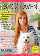 KONA CAVE® in Dog's Avenue Magazine - press