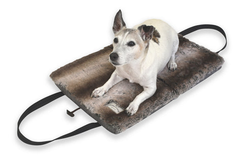 Limited Edition Luxury Designer Dog Beds with Faux Fur