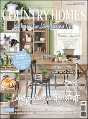 KONA CAVE®  Luxury Snuggle Cave Dog Bed in Cream herringbone is chosen as a favorite stylish dog bed by Country Homes Magazine