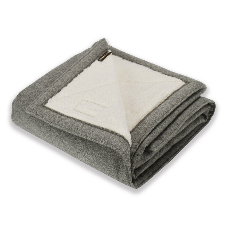 Blanket - Grey Flannel