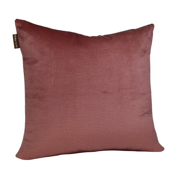 Decorative Pillow Cover - Pale Pink Velvet