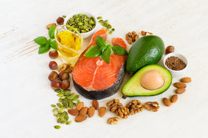 The Importance of Omega-3 and Omega-6 Fatty Acids