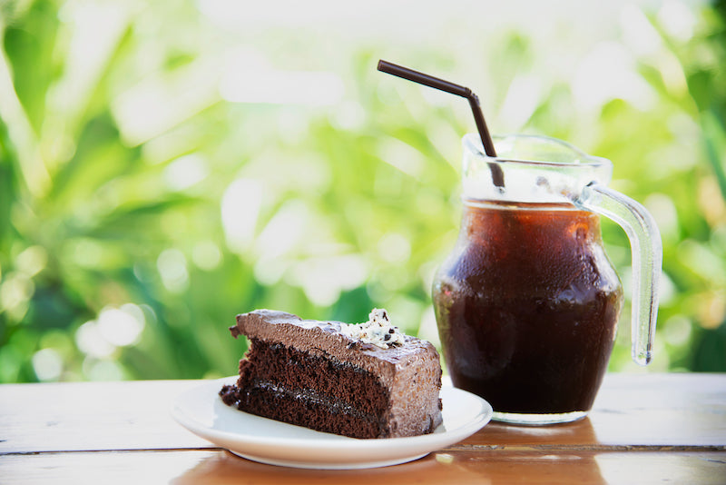 How to Use Cold Brew Coffee in Homemade Cakes (+ 3 Recipes)