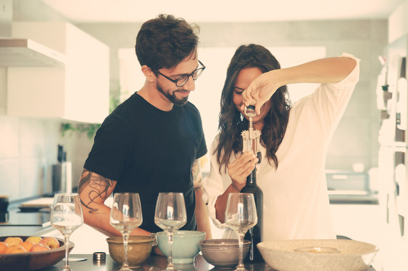 Keeping the Spark Alive: 16 Sweet and Romantic At-Home Date Night Ideas