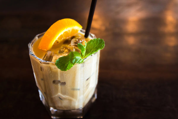 5 CITRUSY ICED COFFEE RECIPES TO KEEP YOU ENERGIZED AND ALERT!