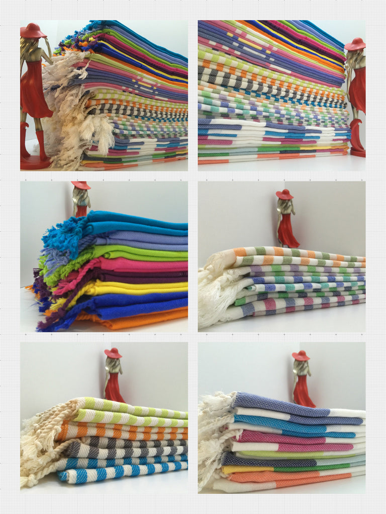Let us help you with all you Turkish Peshtemal Towels Needs