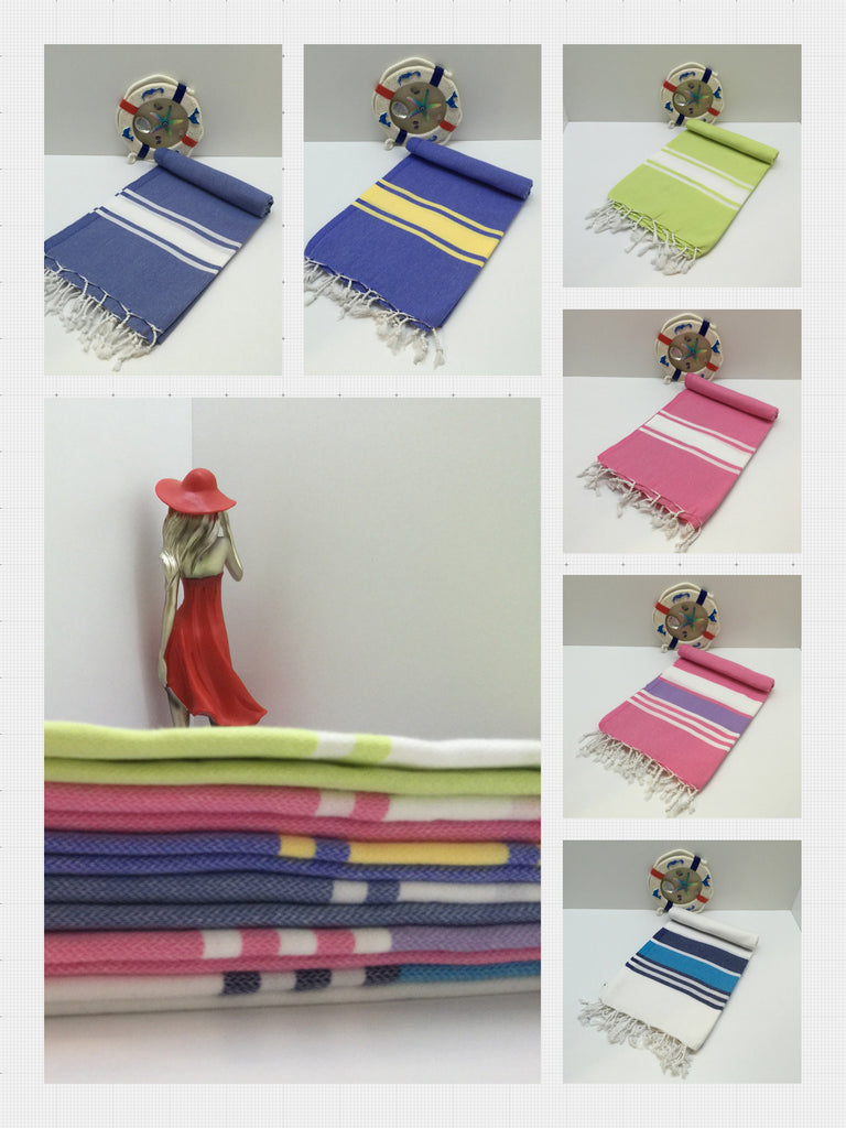 Another Beautiful Turkish Peshtemal Towels