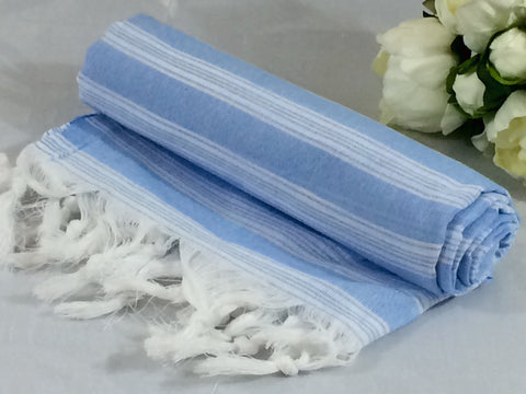 Turkish Peshtemal Towels, Pestemal, Palace Style - 3