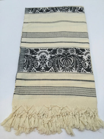 Turkish Peshtemal Towel Jacquard Scorpio 50 pcs - Turkish Peshtemal Towels
