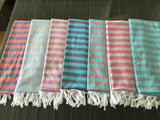 Turkish Peshtemal Towels Wholesale pestemals 60 pcs - 4