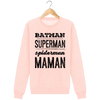 Batman, Superman, Spiderman, MAMAN - Pull