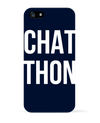 CHAT THON - Coque Smartphone