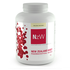 New Zealand Whey - fève à la vanille (1kg)