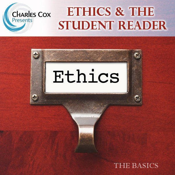 Class 2 – Ethics and the Student Reader