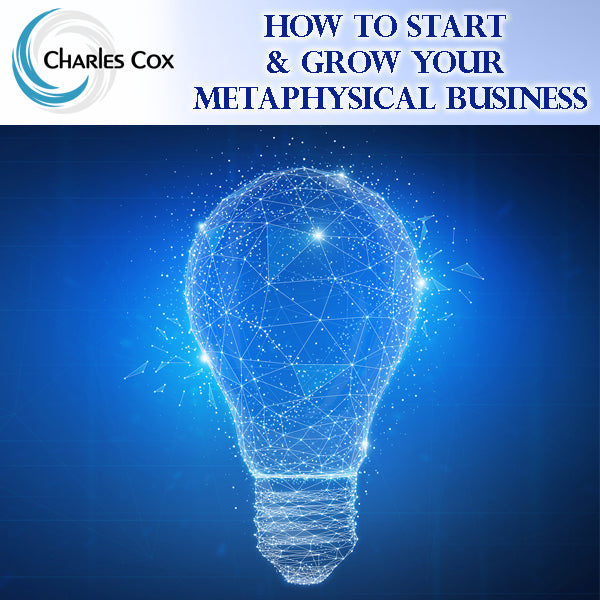 How to Start & Grow Your Metaphysical Business