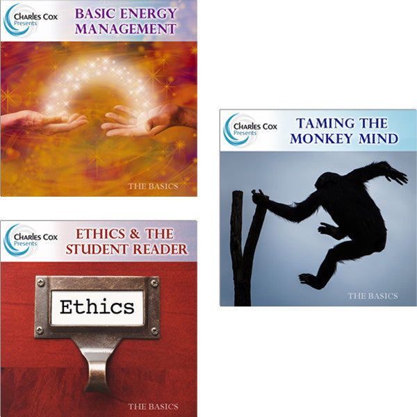 The 'Basics'- Complete 3 Lecture Series- Buy 3 Get 1 Free
