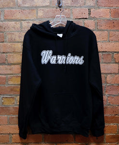 CLEARANCE-Warriors Hoodie