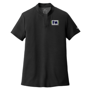 Fort Miller Group Nike Textured Performance Polo- 2 Colors, 4 Logo Options