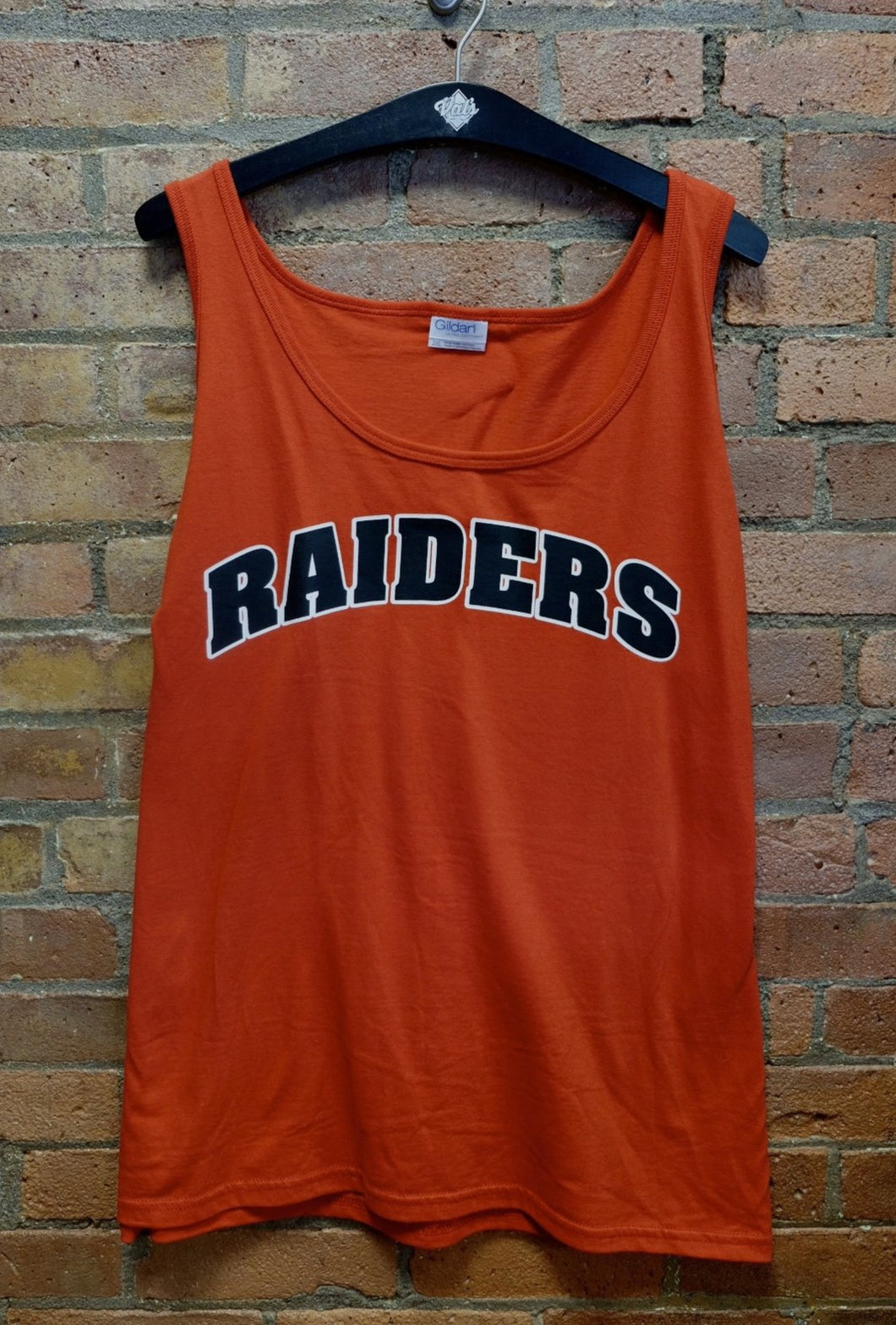 CLEARANCE- Mechanicville Raiders Ultra Cotton Tank Top