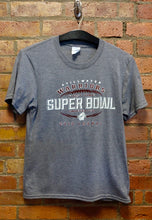 Load image into Gallery viewer, CLEARANCE- Stillwater 2019 Super Bowl Champs Tee