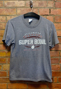 CLEARANCE- Stillwater 2019 Super Bowl Champs Tee
