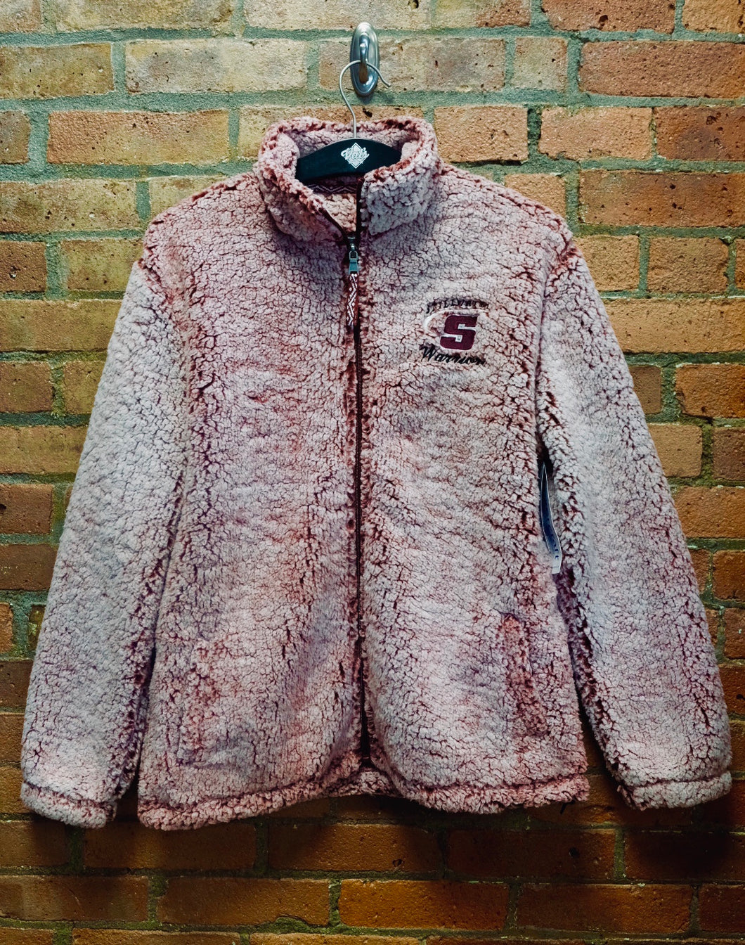 CLEARANCE- Ladies Stillwater Full Zip Sherpa
