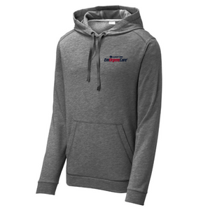 Albany Med EmUrgent Care Tri-Blend Fleece Hoodie- Ladies & Men's, 3 Colors - Casual, Non-Uniform Option