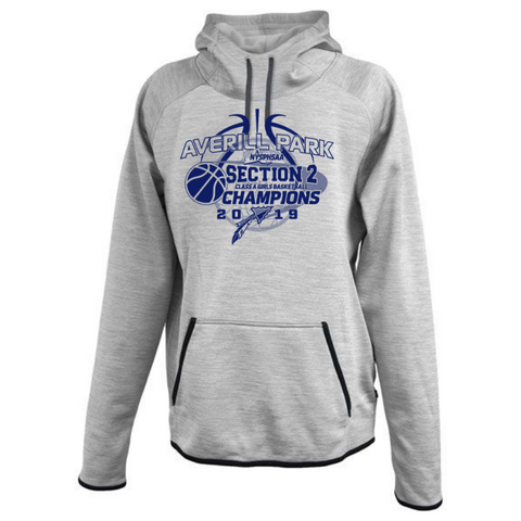 Averill Park Girls Basketball Ladies Performance Hoodie- 2 Colors