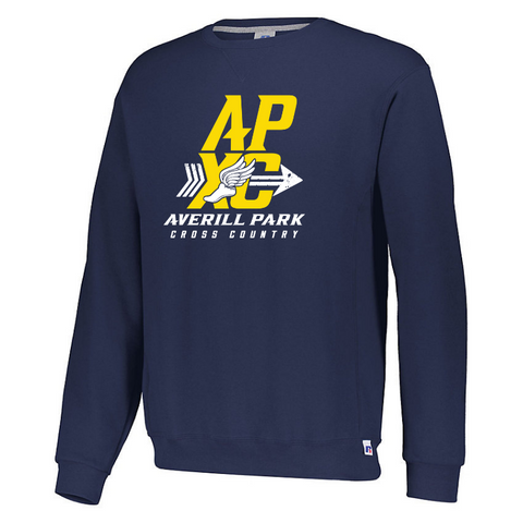 Averill Park Cross Country Crew Neck Sweatshirt- Youth & Adult, 3 Colors