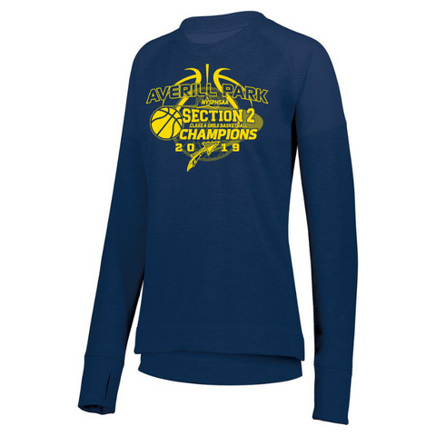 Averill Park Girls Basketball Ladies Performance Pullover- 2 Colors