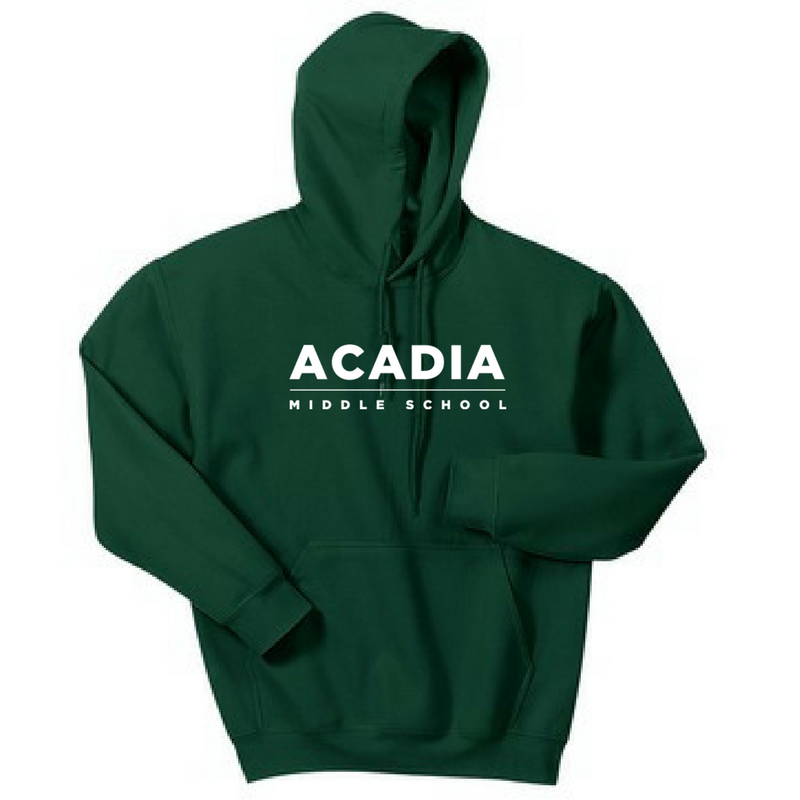 Acadia/Shen Hoodie- Youth & Adult, 3 Colors