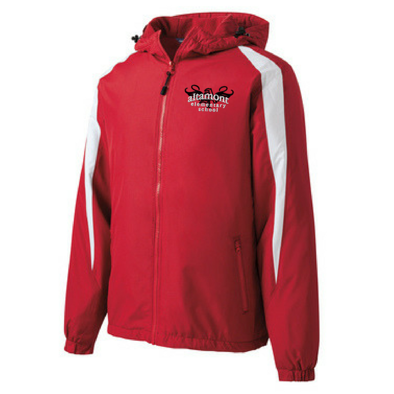 Altamont Elementary Full-Zip Fleece-Lined Jacket- Youth & Adult, 2 Colors