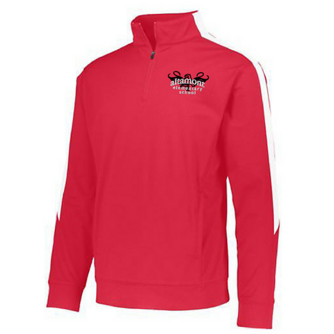 Altamont Elementary Performance 1/4 Zip- Youth, Ladies, & Men's, 3 Colors