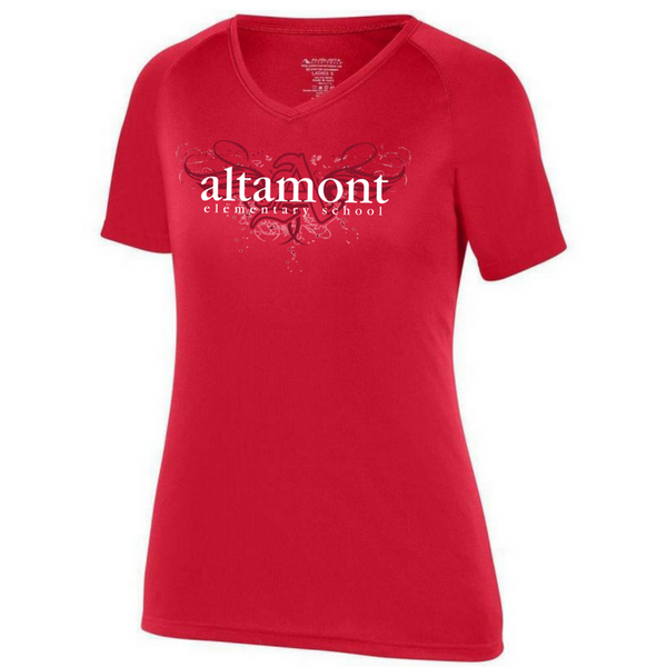 Altamont Elementary Short Sleeve Performance Tee- Youth, Ladies, & Men's, 3 Colors