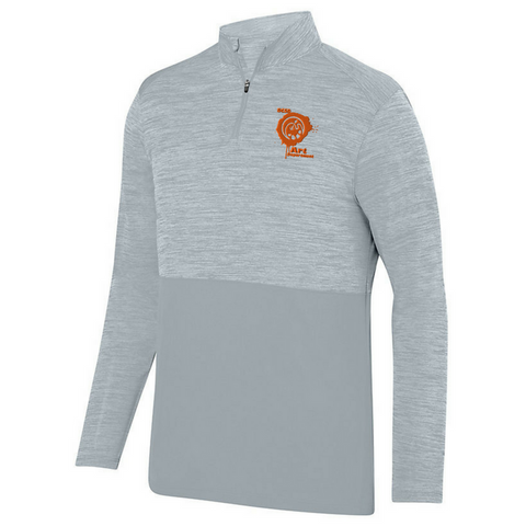 BCSD Art Department Lightweight Heather 1/4 Zip Pullover- Ladies & Men's, 2 Colors