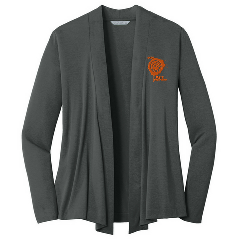 BCSD Art Department Ladies Cardigan- 2 Colors