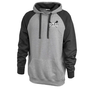 BH-BL Lacrosse Colorblock Hooded Sweatshirt- 2 Colors