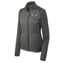 Load image into Gallery viewer, BHBL Lacrosse Hybrid Soft Shell Jacket- Ladies & Men's, 2 Colors