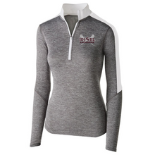 Load image into Gallery viewer, BHBL Lacrosse Heather Lightweight 1/4 Zip Pullover- Youth, Ladies, & Men's, 2 Colors