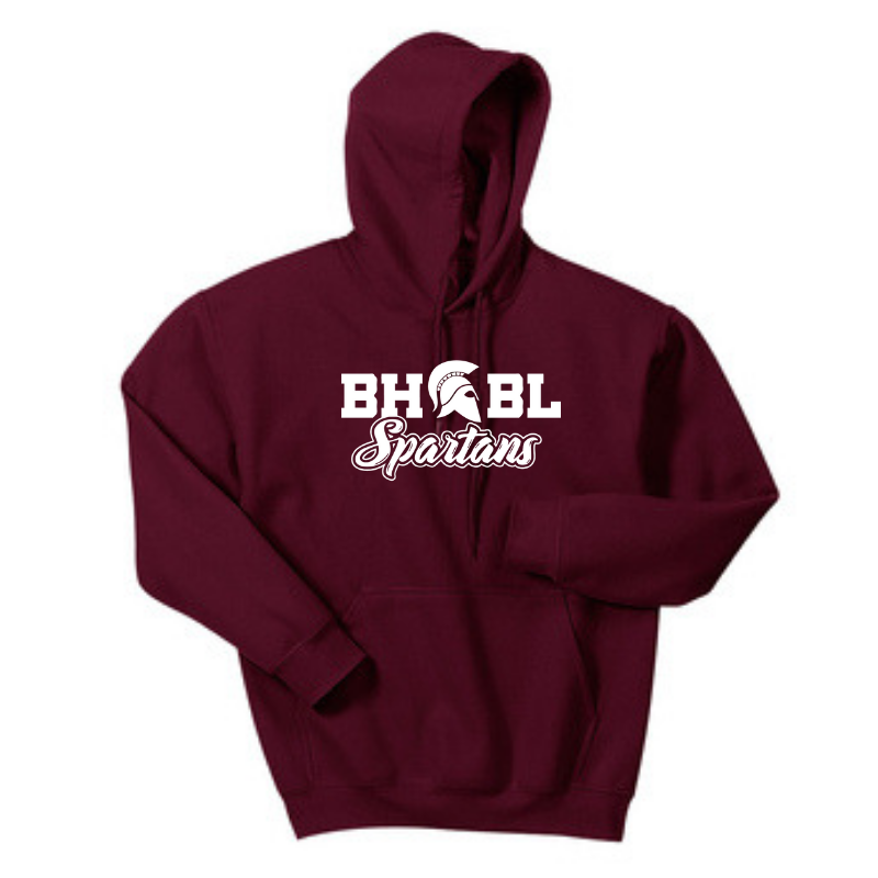 BHBL Hoodie- Youth & Adult, 2 Colors