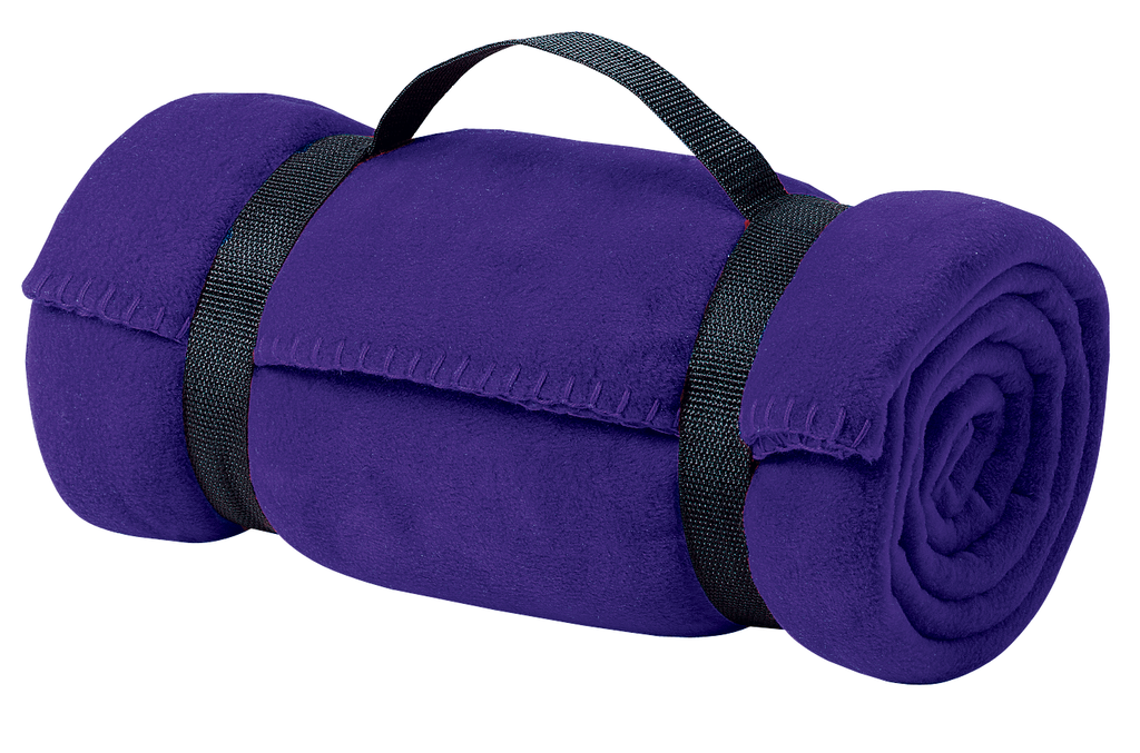 Voorheesville Fleece Blanket- 2 Colors