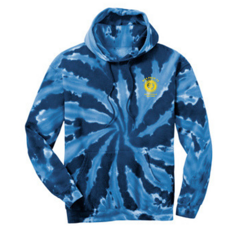 BSA Pack 13 Tie-Dye Hoodie- Youth & Adult, 2 Colors