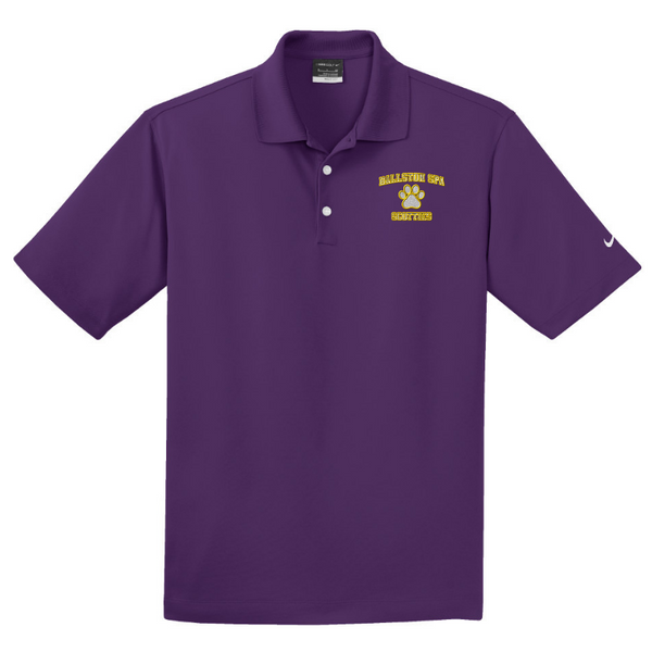 Ballston Spa Nike Performance Polo- Ladies & Men's, 4 Colors