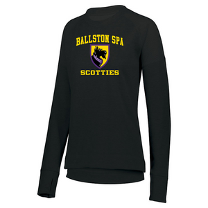 Ballston Spa Ladies Performance Pullover- 3 Colors, 2 Logos