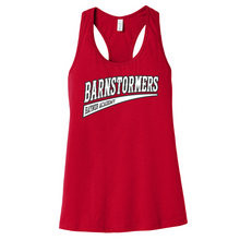 Load image into Gallery viewer, Barnstormers Ladies Racerback Tank- 2 Colors