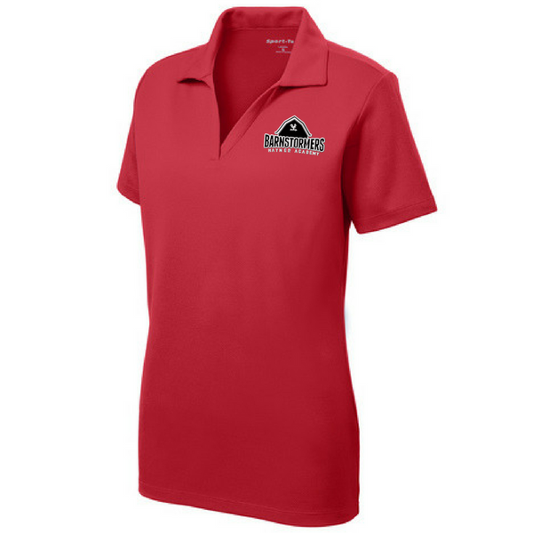 Barnstormers Performance Polo- Men's & Ladies, 3 Colors