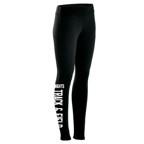 Lansingburgh Track & Field Spandex Pants- Ladies & Men's, 2 Colors
